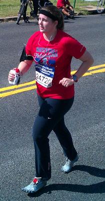 Keto Biography - September 2013 Half Marathon